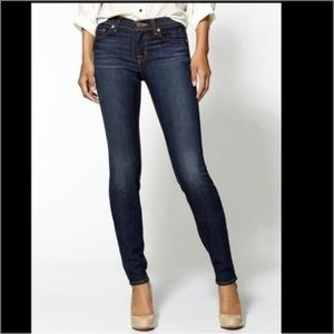 J Brand Skinny Leg jeans - pure wash - size 24